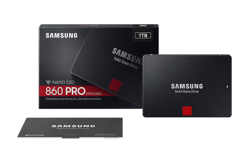 Disco Estado Solido SSD Samsung Pro Color Negro 1 TB, 560 megabytes//s