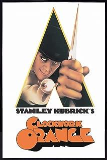 product image for A Clockwork Orange - Knife Poster Print (24x36) (Black Hardboard Frame)