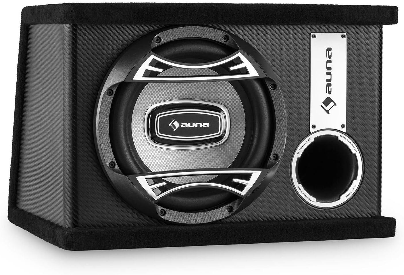 Auna Sub10bk Aktiv Bassbox Auto Lautsprecher Elektronik