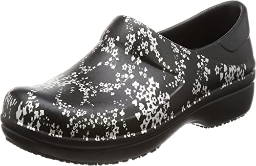 crocs Damen Neria Pro Ii Graphic W Clogs