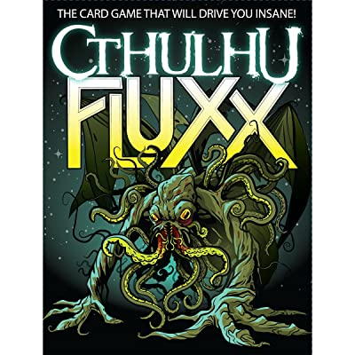 Cthulhu Fluxx: Keith Baker: Toys & Games