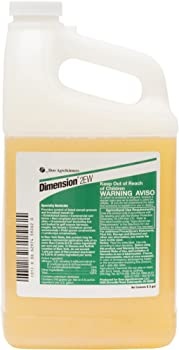 Dow Agrosciences Dimension 2EW Dithiopyr Pre-Emergent Herbicide