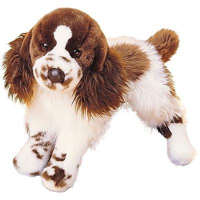 "Douglas Cuddle Toys Plush Oglivy Springer Spaniel Stuffed Dog 16\"": Toys & Games [5Bkhe1802547]"