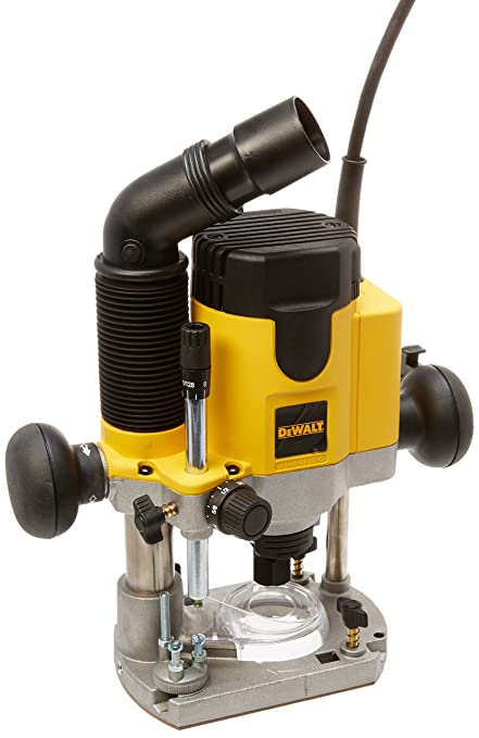 Dewalt dw621 2 horsepower plunge router power routers amazon dewalt dw621 2 horsepower plunge router greentooth Gallery
