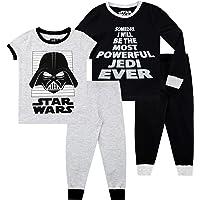 STAR WARS Jongens Pyjama Pack van 2 Snuggle Fit