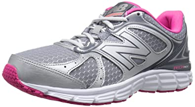 the best attitude 6a2fc dea73 New Balance Women s W560V6 Run Shoe-W, Silver Pink, ...