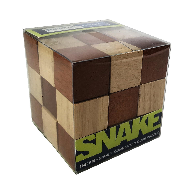 Snake Puzzle Logic Puzzle University Games 30119 Front Porch Classics Puzzle Logic