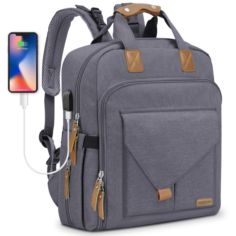 MUBYTREE Diaper Bag Backpack Baby Chair Harness