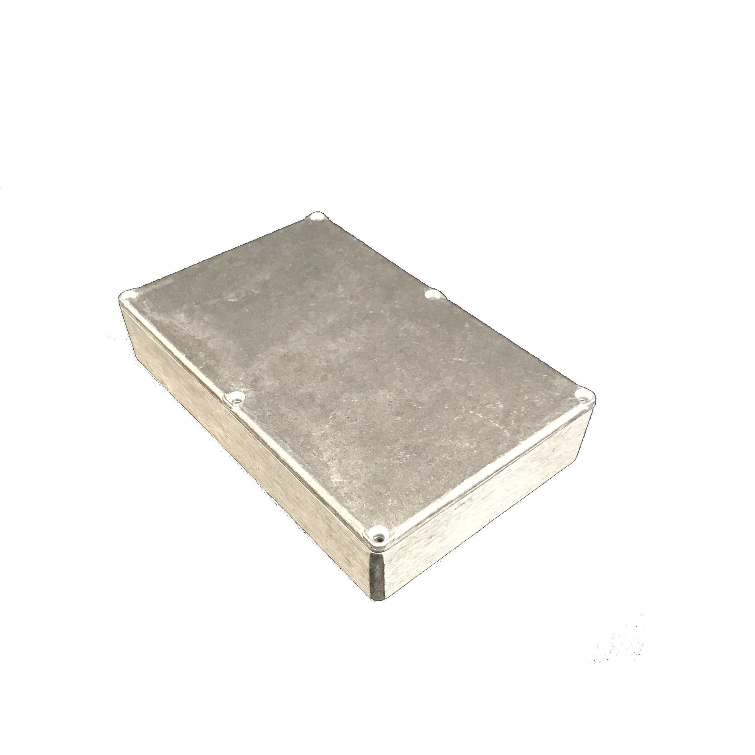 BUD Industries CU-477 Aluminum Econobox – Corrosion Resistant, ABS Electric Enclosure for Electronic Applications. Conduit and Fittings