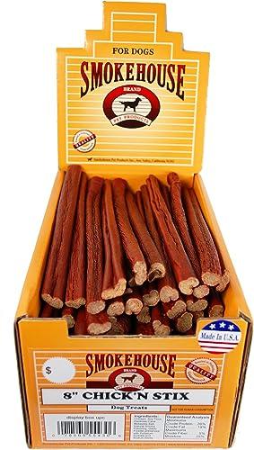 Smokehouse Chicken Stix Dog Treats