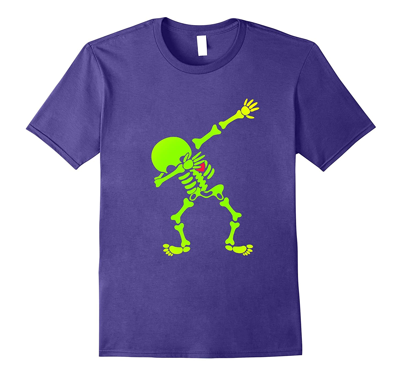 dabbing skeleton halloween shirt Dab Hip Hop – RebelStart