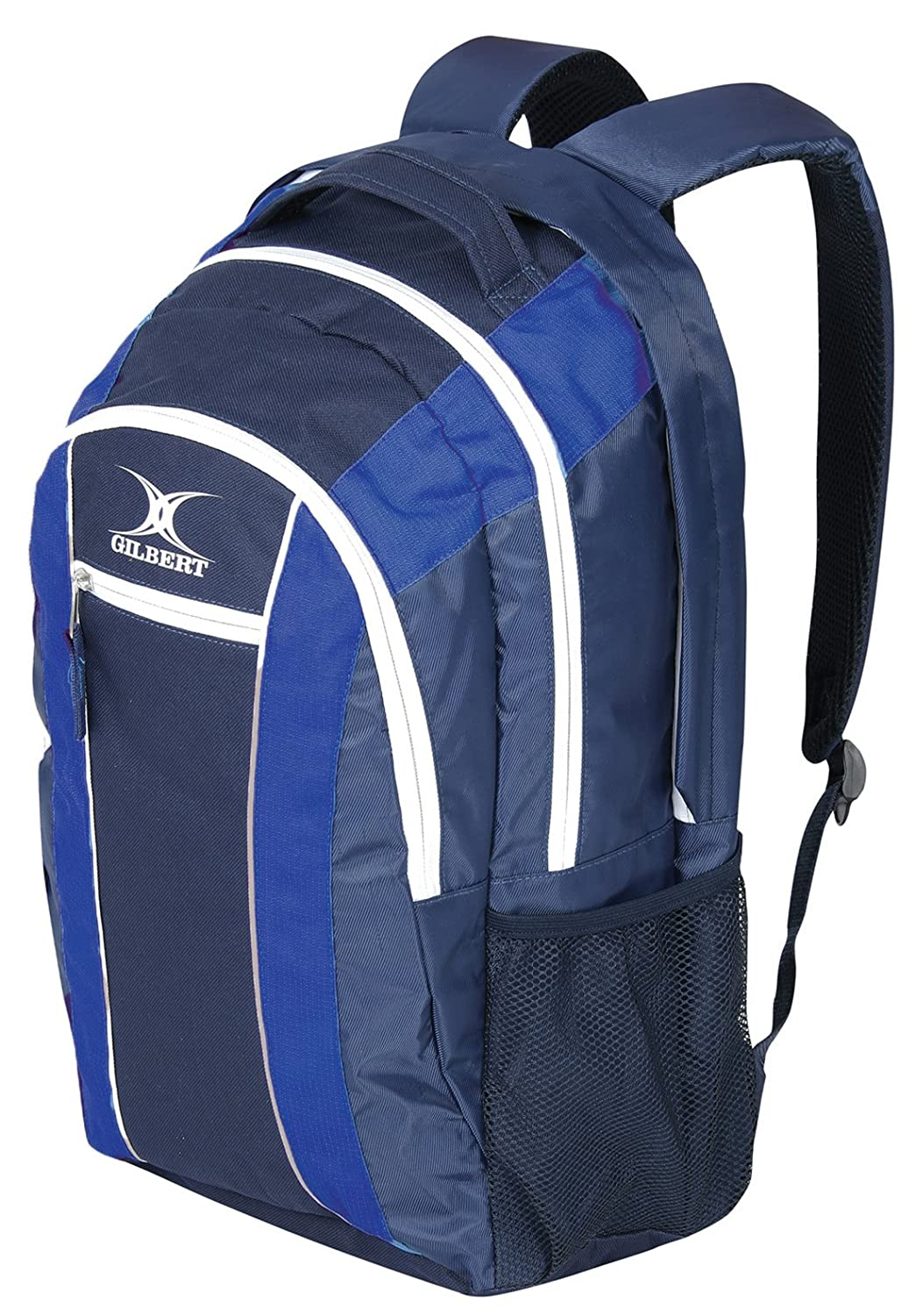New Gilbert Rugby Club Luggage Rucksack Multi Paded Compartment Team Kit Bag
