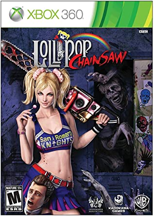 Juliet doll lollipop chainsaw: special edition trailer for xbox.