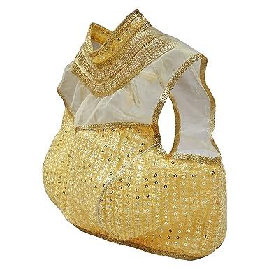 Blusas de moda doradas