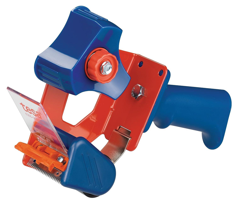 tesa UK Packaging Tape Dispenser Economy for Easy Dispensing of Packaging Tape 06300-00001-00