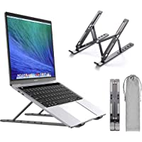 Artikel Uni-Lite+ Laptop Stand with Carry Pouch   6 Height Adjustable Riser for desk   Increased Laptop Ventilation…