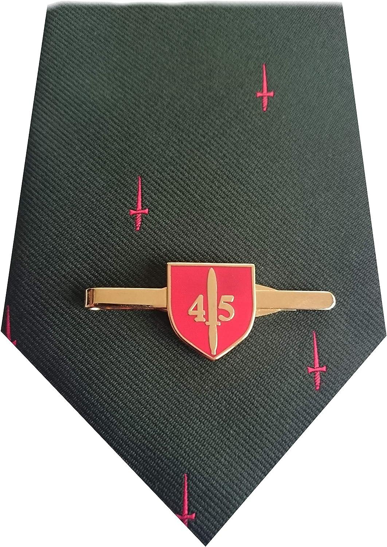 45 Commando Royal Marines Tie Clip