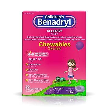Amazon.com: Children's Benadry...