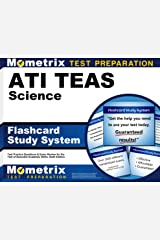 ATI TEAS Science Flashcard Study System: TEAS 6 Test Practice Questions & Exam Review for the Test of Essential Academic Skills, Sixth Edition (Cards) Paperback