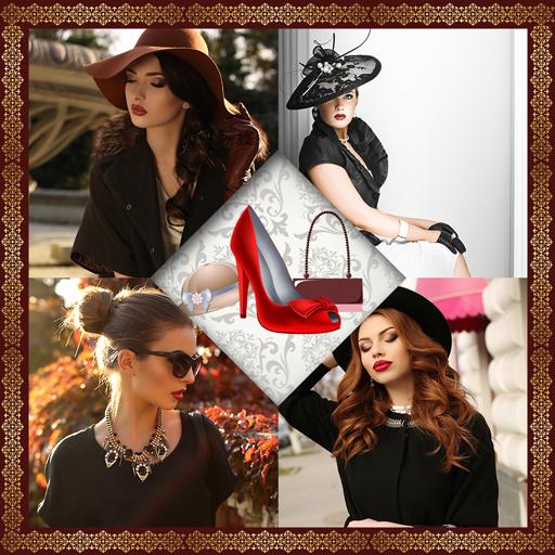 Elegant Photo Collage