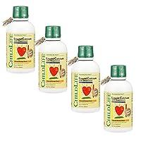ChildLife Essentials Liquid Calcium with Magnesium for Infants, Babys, Kids, Toddlers...
