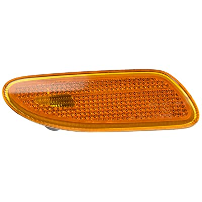 TYC 18-6073-01-1 Compatible with MERCEDES-Benz Right Replacement Side Marker Light: Automotive