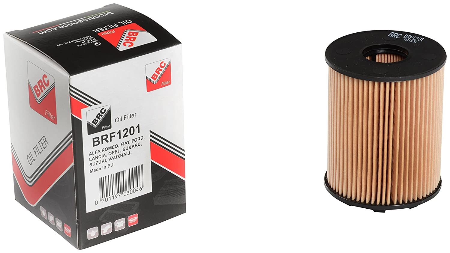 BRC Car Service BRF1201 Oil Filter