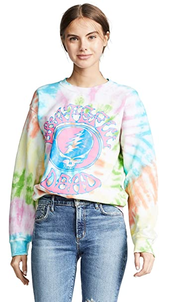 Amazon.com: MADEWORN ROCK - Sudadera para mujer: Clothing