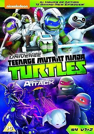 Amazon.com: Teenage Mutant Ninja Turtles: Beyond The Known ...