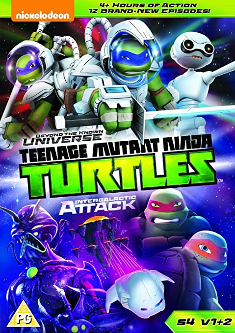 Amazon.com: Teenage Mutant Ninja Turtles: Beyond The Known ...
