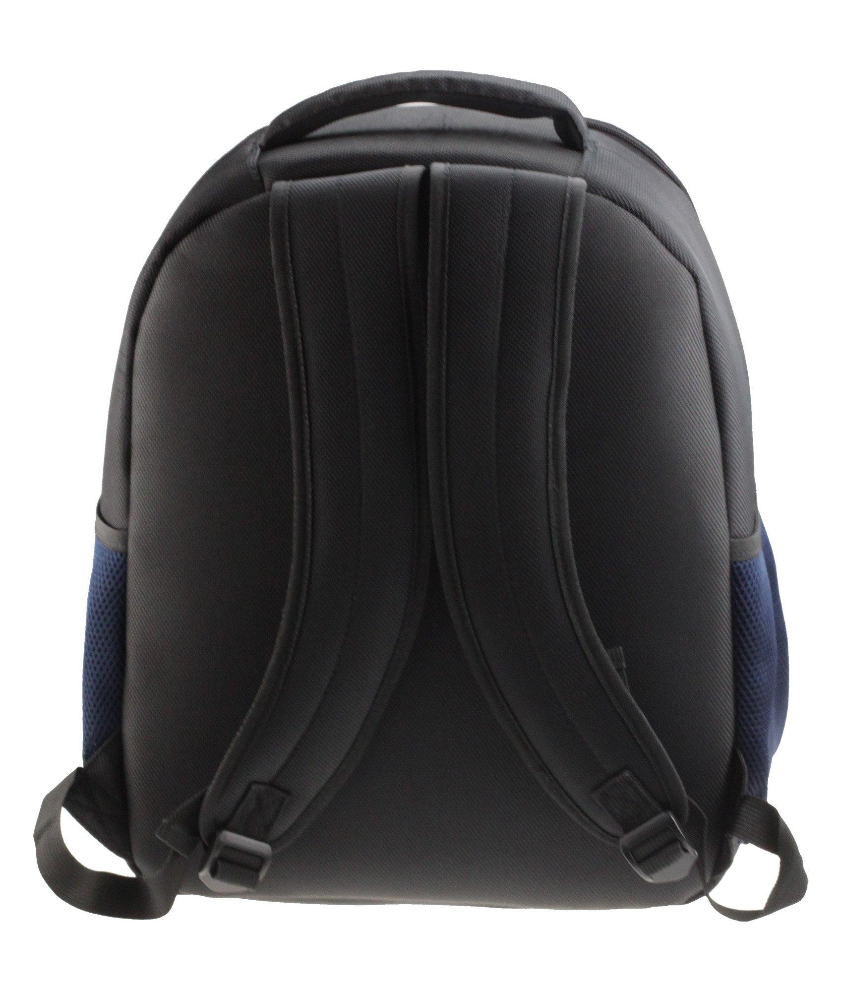 Navitech Rugged Black Backpack/Rucksack for The Oculus Rift + Oculus Touch Controller by Navitech (Image #4)