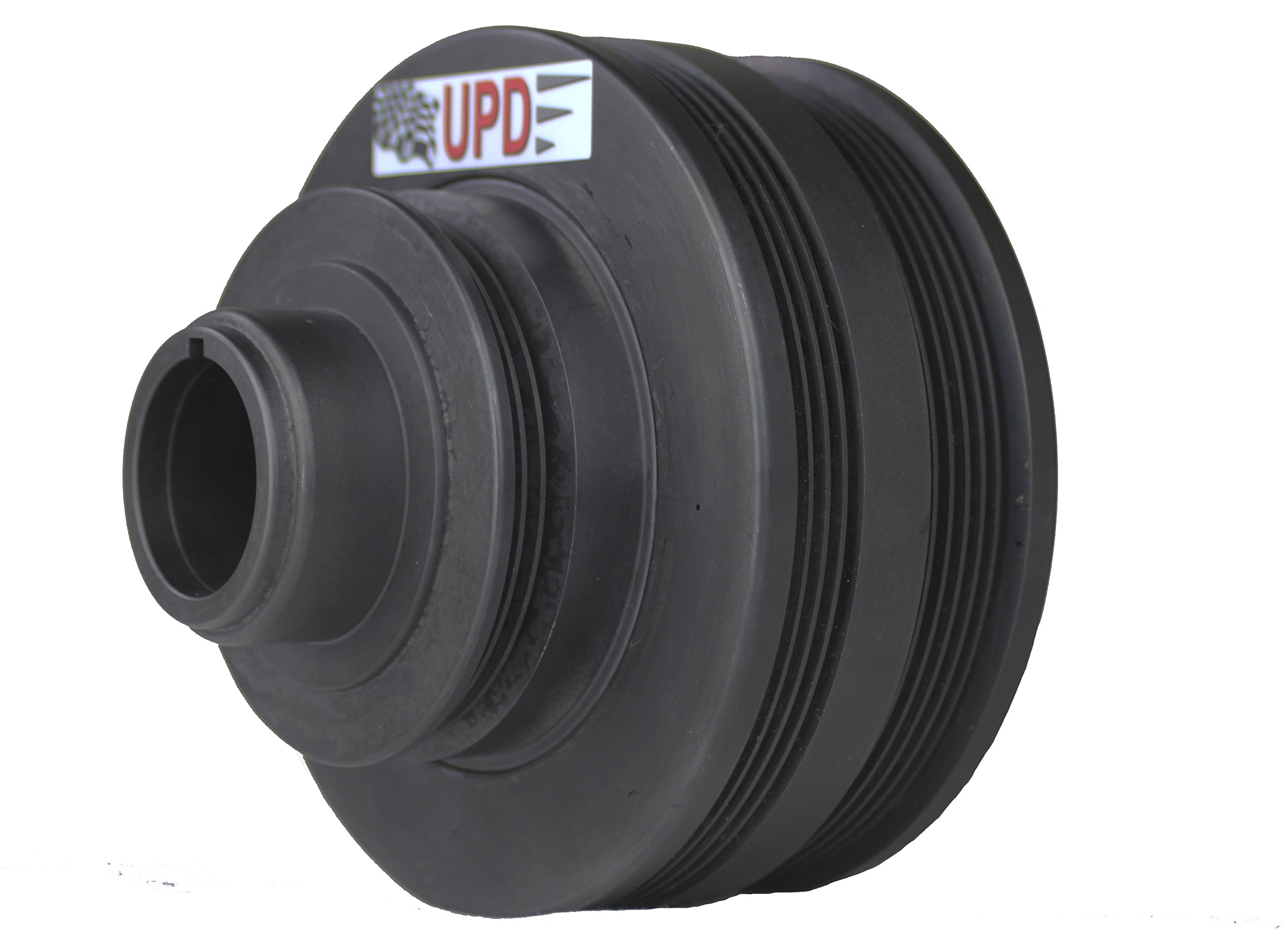 UPD 2014 Chevrolet and GM Truck Underdrive Crank Pulley by UPD
