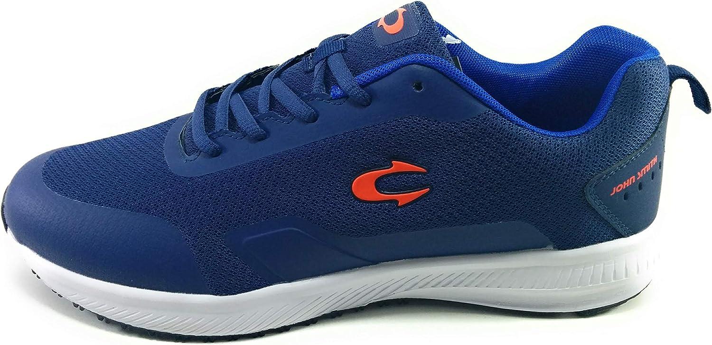 JSmith RUMIN Zapatillas Hombre Running Caminar (43 EU, Marino): Amazon.es: Zapatos y complementos