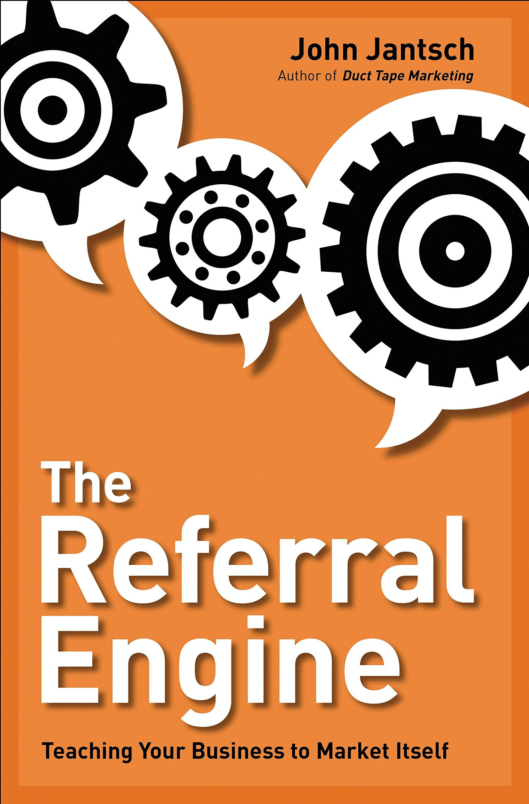 Download The Referral Engine: Teaching Your Business to Market Itself pdf epub