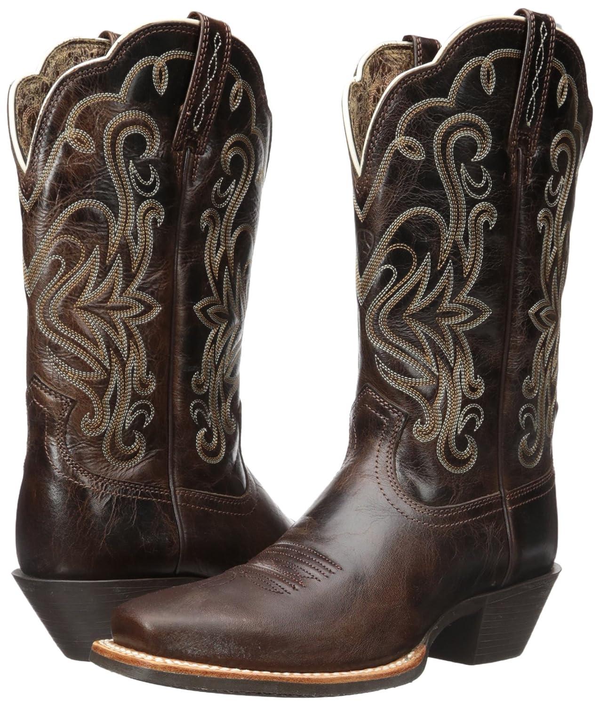 baf068e0bbf Ariat Women's Legend Western Cowboy Boot B00BWQAUZ6 8.5 C C C US ...