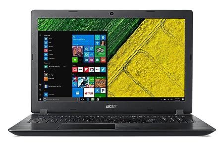Acer Aspire 3 A315-51-356P UN.GNPSI.001 15.6-inch Laptop (Core i3-6006U/4GB/1TB/Windows 10/Integrated Graphics), Obsidian Black