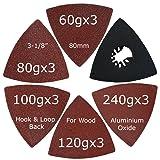 XXGO 25 Pcs Oscillating Tool Accessory Kits
