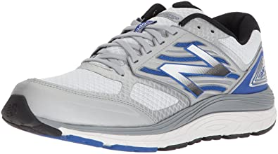 new arrival 45dd4 2385a New Balance Men s 1340v3 Running Shoe, White Blue, ...