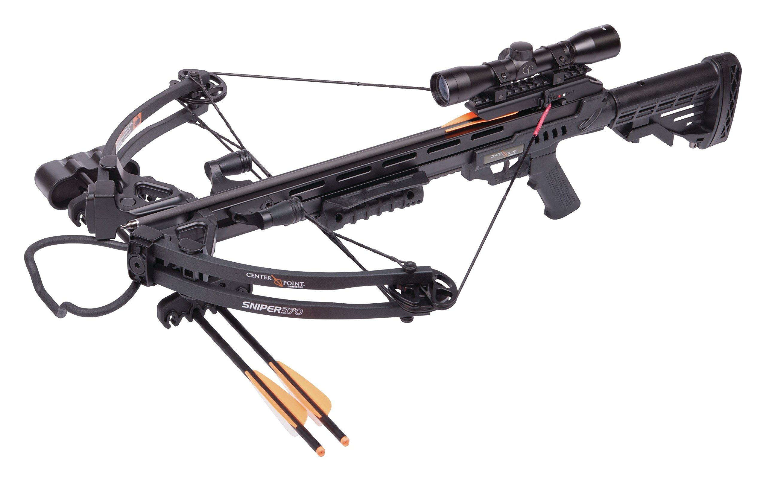 *CenterPoint Sniper Compound Crossbow