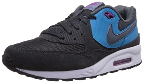 sports shoes 541cd b18a6 Nike Air Max Light Essential, Men s Trainers, Multicolor (Anthrct Armry Slt