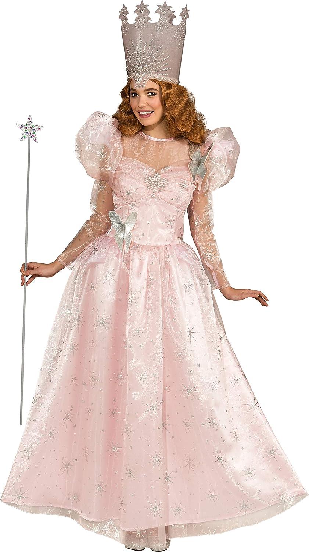Rubies s Oficial Glinda la Bruja Buena Mago de Oz Disfraz Adulto ...