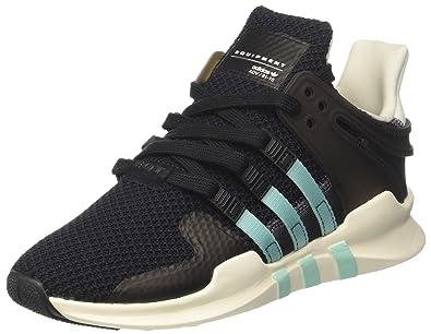 adidas originals eqt support adv trainer core black