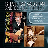 Stevie Ray Vaughan and Doub - Live At Carnegie Hall