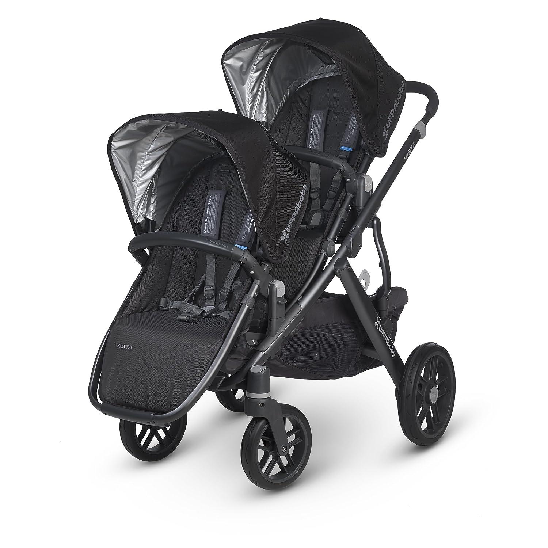 Amazon UPPAbaby 2015 Vista Stroller With Rumble Seat Taylor Indigo Baby