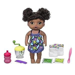 Baby Alive Sweet Spoonfuls Baby Doll Girl (AA)