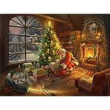 Ceaco Thomas Kinkade - Santa's Special Delivery Puzzle - 1000 Pieces