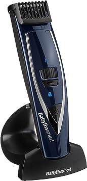 BaByliss 7897U - Recortadora de barba de litio para hombre ...