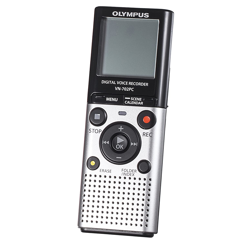 amazon com olympus vn 702pc voice recorder electronics rh amazon com Digital Voice Recorder Manual olympus digital voice recorder vn-702pc instructions