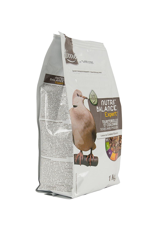 Aime Nutri'Balance Expert Nourriture pour Tourterelles 1 Kg Agrobiothers 100200