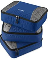 Packing Cubes 3 Set(M)/ 5 or 9 Set(XL/L/M/S/Laundry Bag)Luggage Travel Organizers
